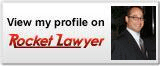 View my profile on Rocket Lawyer