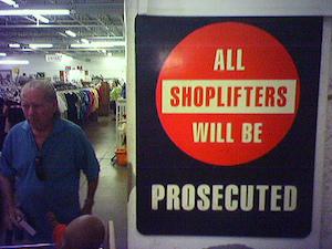 Felony retail theft in Illinois?